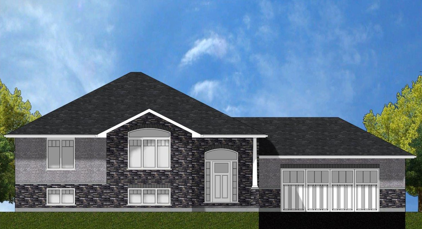 Clifton Exterior Rendering