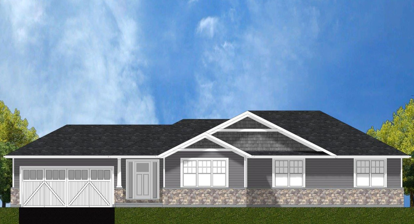 Lockwood Exterior Rendering