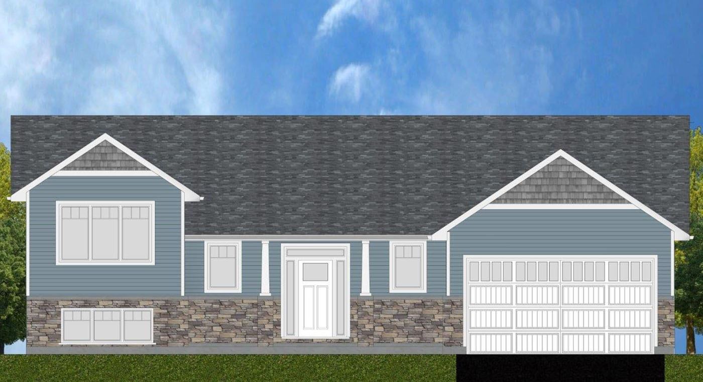 Redwood Exterior Rendering